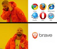 bat drake brave browser
