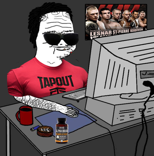 boomer tapout rogan
