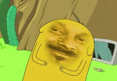 adventure time snoop