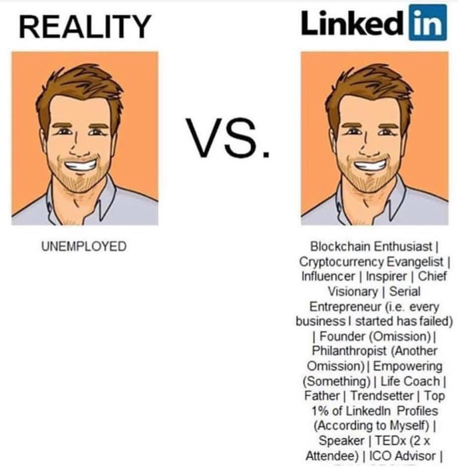 blockchain guy linkedin