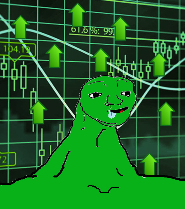 green chart brainlet